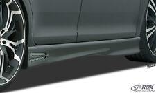 RDX Seitenschweller OPEL Zafira B Schweller links + rechts Spoiler ABS GT4