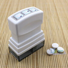 Portable Tablet Pill Medicine Crusher Grinder Grind Splitter Cutter Organize Box