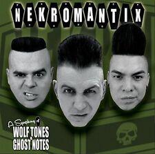 NEKROMANTIX - A SYMPHONY OF WOLF TONES & GHOST NOTES   VINYL LP + MP3 NEU
