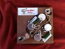 Pre-wired  50s Wiring Harness - Fits SG Gibson Style PIO Russian K42Y Tone Caps