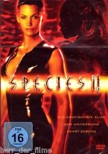 SPECIES 2 (Natasha Henstridge, Michael Madsen) NEU+OVP