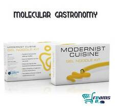 OFFICIAL Modernist Cuisine Gel Noodle Kit Molecular Gastronomy