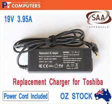 Laptop Charger for TOSHIBA Satellite C850 C850D PRO L300-156 75W 19V 3.95A