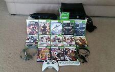 Xbox 360 S 250GB Kinect 250GB Kinect Bundle W/EXTRAS!!!