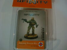 Infinity Corvus Belli 6th Airborne Rangers Reg SMG Usariadna metal new