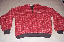 Frigidaire Home Products Appliances Reversible Jacket Coat Sweater Womens Mens M
