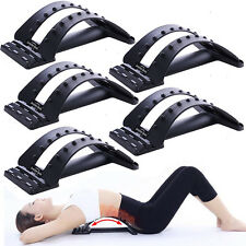 2017 NEW Back Massage Magic Stretcher Fitness Equipment Stretch Relax Mate FD