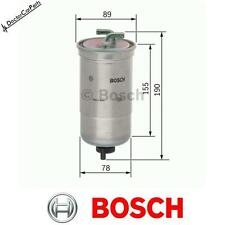 Genuine Bosch 0450906442 Fuel filter Civic Accord N6442