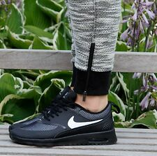 NIKE Air Max Thea  599409-017 Women Shoes Size 7 black/ white