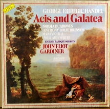 2 LP BOX ARCHIV PROMO Handel ACIS & GALATEA Gardiner BURROWS HILL 2708 038 NM/NM