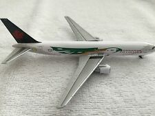 "DRAGON WINGS AIR CANADA B767-38E ER ""FREE SPIRIT"" MODEL PLANE #C-GBZR-IN ORG BOX"