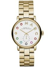 Marc by Marc Jacobs  Women's Baker Dexter Gold-Tone Stainless Watch MBM3440