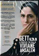 Gett: The Trial of Viviane Amsalem (DVD, 2015)  BRAND NEW  Israel Divorce