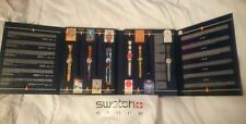 SWATCH Limited Edition Historical Olympic Games Collection Boxed Set