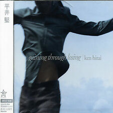 Rare Sealed NEW Japanese Import CD Ken Hirai Gaining Through Losing 2001