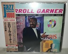 2 CD ERROL GARNER - PARIS IMPRESSIONS - JAPAN SICP 3984-5