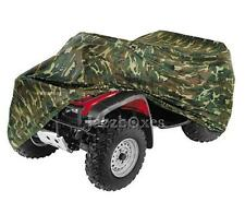 Camo ATV Quad Cover Storage For Polaris Sportsman 300 400 500 550 700 800 850 90
