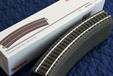 New Marklin C Track 24130 R1 Curves Full Box of Six, w Fast Low Cost US Shipping