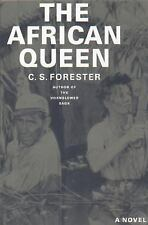The African Queen C. S. Forester 1984 Paperback BOOK Novel Classic Adventure