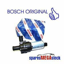 BOSCH 12V car auxiliary electric water pump for additional cooling heating NEW