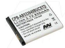 AB533640 BE BU BUCSTD 850mAh battery for Samsung GT- B3210 B3310 C3050 S6700