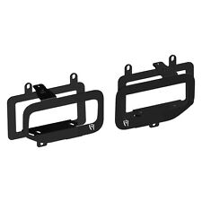 Rigid Industries 46555 Dual Fog Light Mounts For 2015-2016 Ford F-150