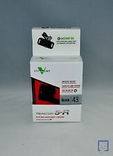 NEW Viridian Reactor 5 Red Laser Sight w/ Hybrid Holster for Glock G43  R5-R-G43