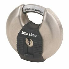 NEW Master Lock Excell Disc Padlock 70mm