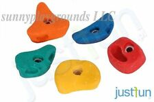New Climbing Rocks size Large 5 Pieces Playground Accessories
