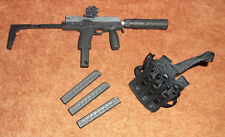 Sideshow 1/6 GI Joe Snake Eyes Timber MP-SMG gun mag pouch