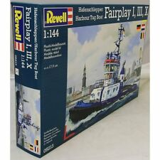 Revell 1/144 05213 Harbour Tug Boat Fairplay I III Ship Kit