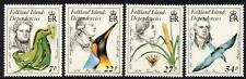 FALKLANDS MNH 1985 Early Naturalists