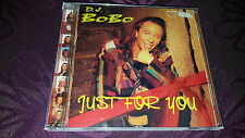 CD DJ Bobo/Just for You-Pop Album 1995