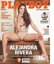 """PLAYBOY MEXICO ALEJANDRA RIVERA """"LA JAROCHA"""" JUNIO 2016 PLAYBOY MEXICAN EDITION"""