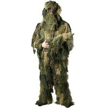 GHILLIE SUIT GHILLI SOFTAIR ANTIFIRE 4 PZ MILTEC MIMETISMO AIRSOFT CAMO 11962020