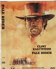 Pale Rider-1985-Clint Eastwood-Movie-DVD