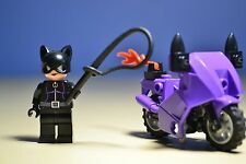 lego catwoman minifigure 7779 great condition