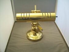 Brass Lawyers/Bankers Desk Lamp