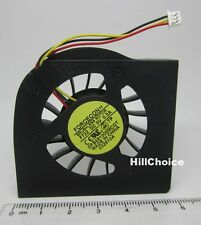 CPU Cooling Fan For MSI GX700X GX700 EX700 Laptop (3-PIN) DFS481305MC0T F732