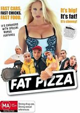 Fat Pizza (DVD, 2010) Pre Owned Free Postage