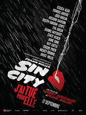 SIN CITY A DAME TO KILL FOR MANIFESTO ROBERT RODRIGUEZ FRANK MILLER