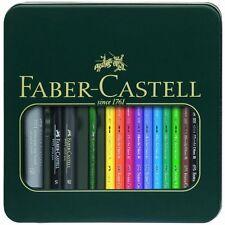 FABER-CASTELL-mixed media Set (include Albrecht Dürer matite e Pitt Artist