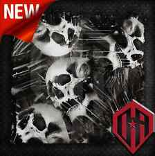 HYDROGRAPHIC WATER TRANSFER HYDRODIPPING FILM HYDRO DIP SKULL GRAPHIC SKULLS