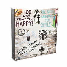 Large inspirational Slogans Ring binder Photo Album for 500 Photos 4' x 6'-DH500