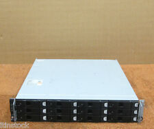 XYRATEX rs-1220-x SATA RAID Storage Array 2x CONTROLLER CON CARRELLI 74419-03