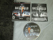 Battlefield 3 (PlayStation 3, PS3) complete