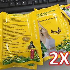 2X Super Fast Weight Loss Botanical Herbal GOLD Version Supplement Slimming Diet