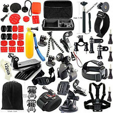 Sport Accessories 40-in-1 Accessory Kit Bundle for Gopro Hero 4/3+/3/2/