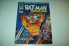 LEO ORTOLANI-RAT-MAN COLLECTION 9-CINZIA LA BARBARA-CULT COMICS NOVEMBRE 1998