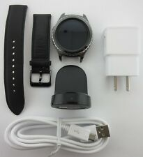 New Samsung Gear S2 Classic R-735T 4GB T-Mobile Smart Watch Genuine Leather Band
